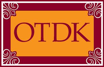 XXXIII. OTDK Díjátadó: Eiplné Pál Alexandra - Különdíj