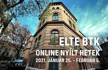 ELTE BTK Nyílt Hetek – Zenei Intézet