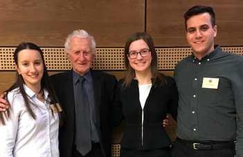 ELTÉS sikerek a Fiatal Tanárjelölt Karvezetők II. Országos Versenyén