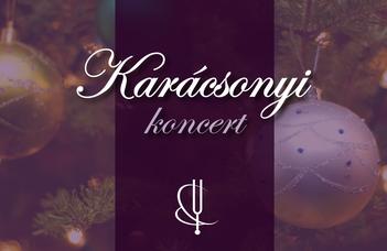 Az ELTE BTK Zenei Tanszék nagy szeretettel hívja karácsonyi koncertjére.