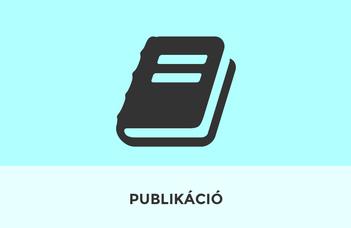 Hallgatói publikáció a Parlando folyóiratban – Besse Attila
